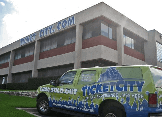 is ticketcity legit reliable office headquarters