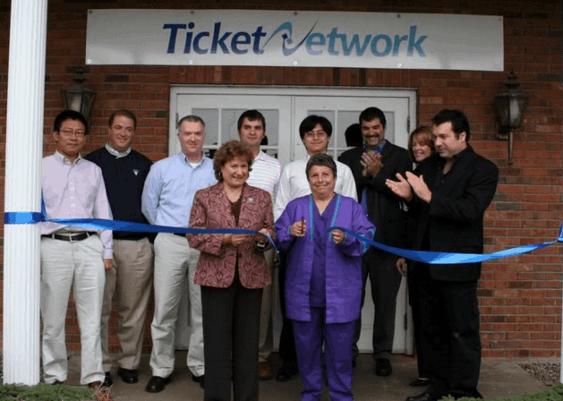 ticketnetwork.com reviews 2016 at front cut ribbon safe site