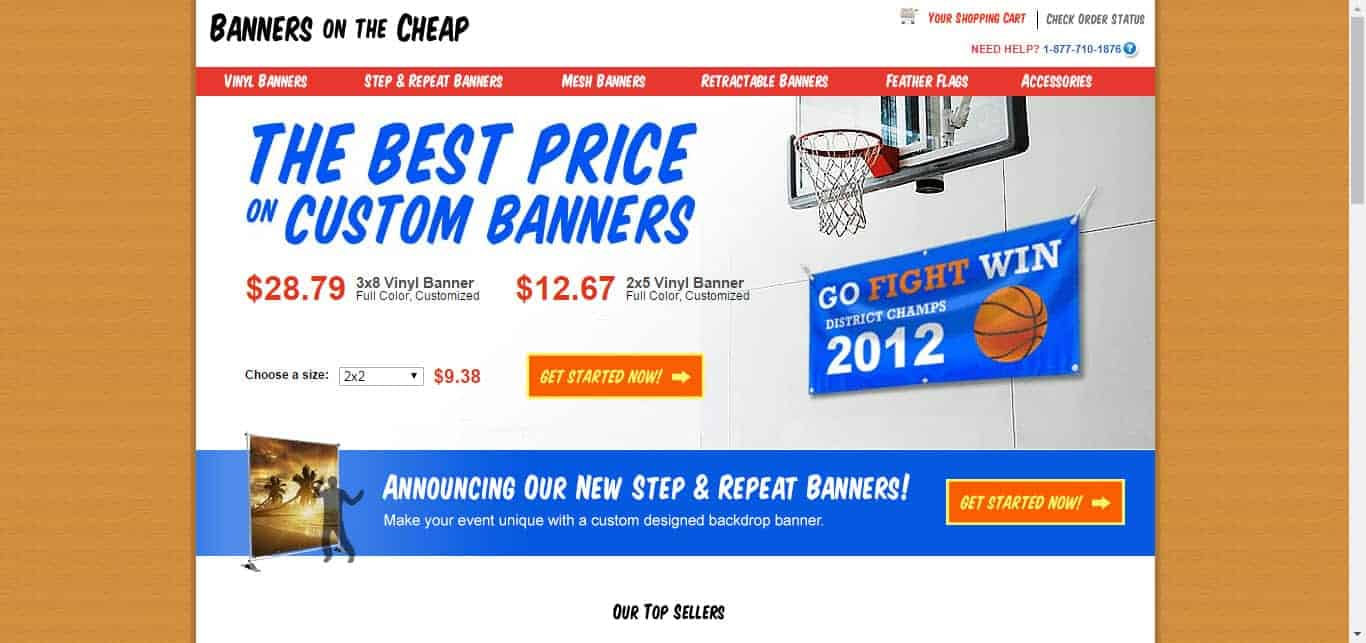 banners on the cheap reviews 2017  is it legit or reliable?