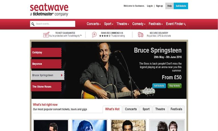 SeatWave Reviews 2016 Is SeatWave Legit Safe Reliable website