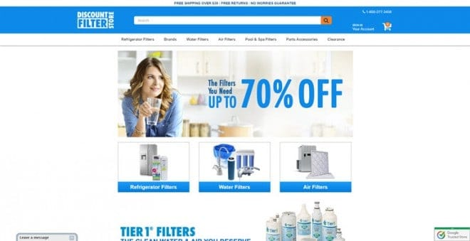 discount filter store reviews (2018) | is discountfilterstore.com legit?