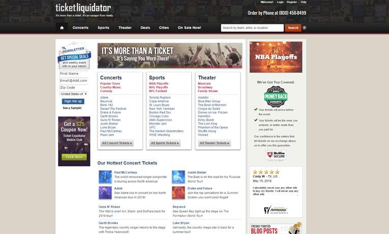 ticket liquidator reviews 2016 is ticketliquidator legit safe reliable site
