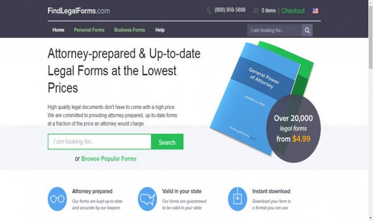 FindLegalForms.com Reviews 2016 Is FindLegalForms Legitimate Safe website