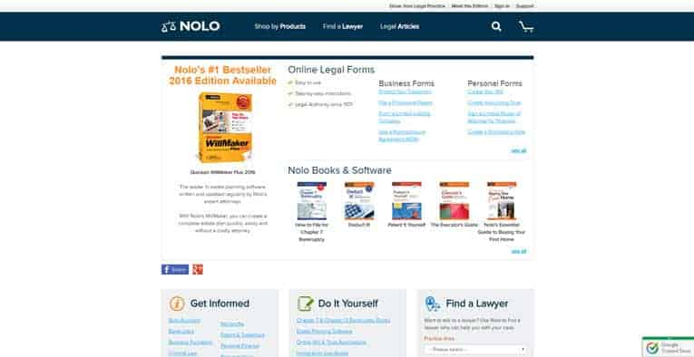 Nolo reviews 2018 is nolo legit reputable site solutioingenieria Choice Image