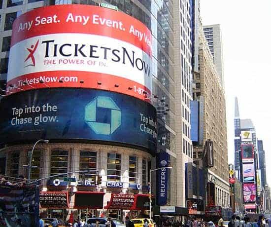 ticketsnow reviews 2016 is it legitimate new york timesquare