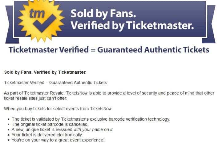 ticketsnow reviews is ticketsnow legit guaranteed tickets