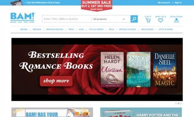 million books website