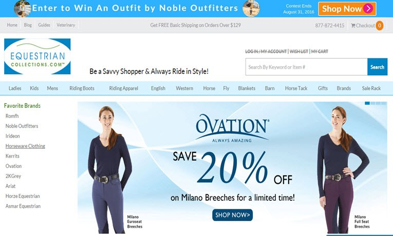Equestrian Collections Reviews Is Equestrian Collections Legit Safe Reliable website