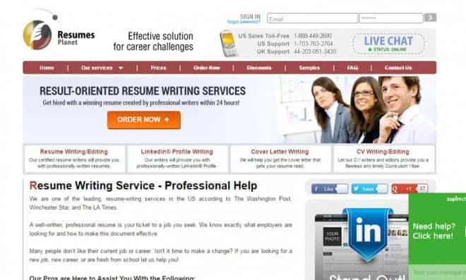 Resumes Planet Reviews 2017: Is Resumes Planet Good or Reliable?