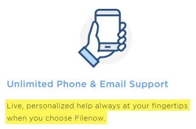 filenow phone email support help