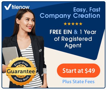 filenow reviews 2020 free EIN or Tax ID for 1 year
