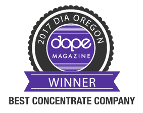 cura cannabis solutions llc select oil dope magazine award