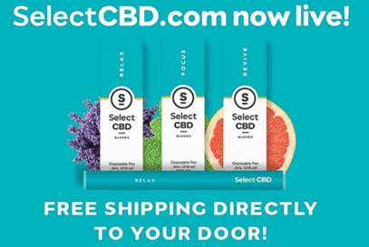 select cbd drops review and pens