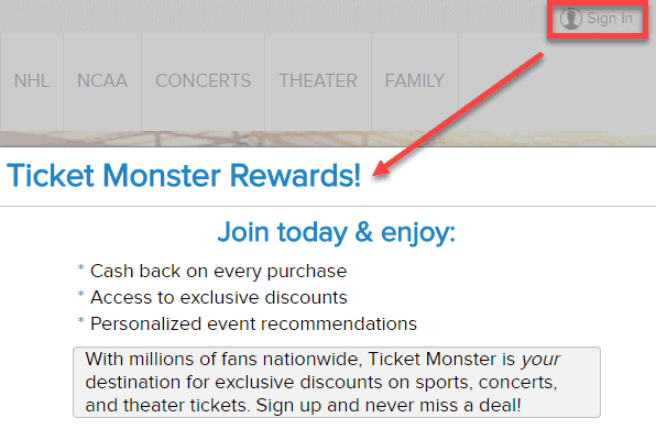ticket monster reviews is legit rewards perks reliable safe