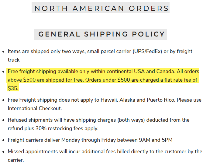 emfurn.com-north-american-orders-shipping-policy-review