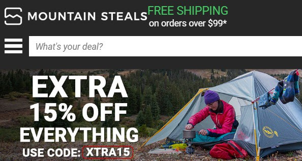 mountain steals promo code review