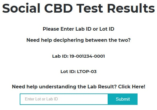 select cbd drops reviews 2020 test results lab