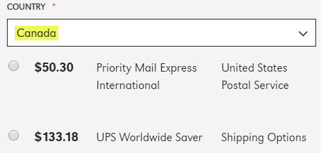 shiekh shipping canada international