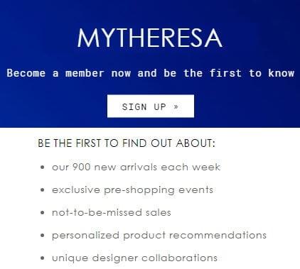 mytheresa review vip exclusive savings good