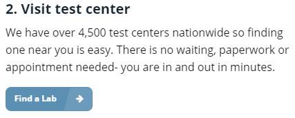 stdcheck.com review visit test center
