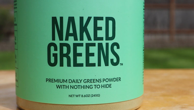 reviews green superfood powder by naked greens