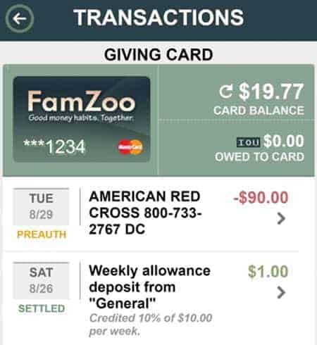 is famzoo safe legit prepaid cards