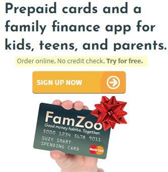 prepaid cards free famzoo safe legit