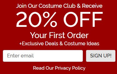 halloweencostumes.com coupon discount
