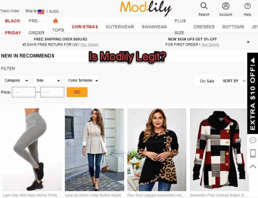 is modlily legit clothing review 2020