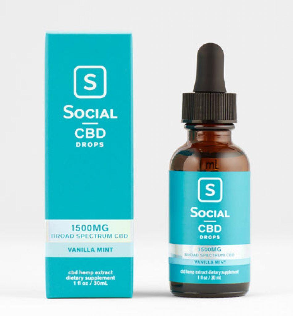social cbd drops reviews vanilla mint cbd oil broad spectrum