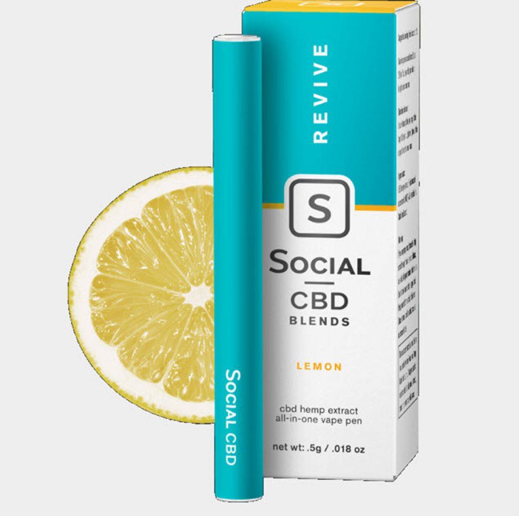 vape pen cbd social reviews lemon blends legit