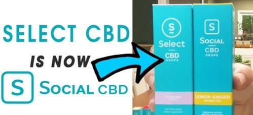 is select cbd now social cbd reviews