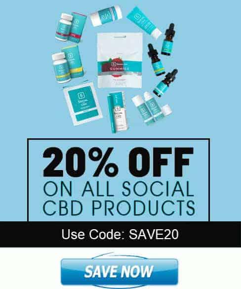 social cbd coupon code review
