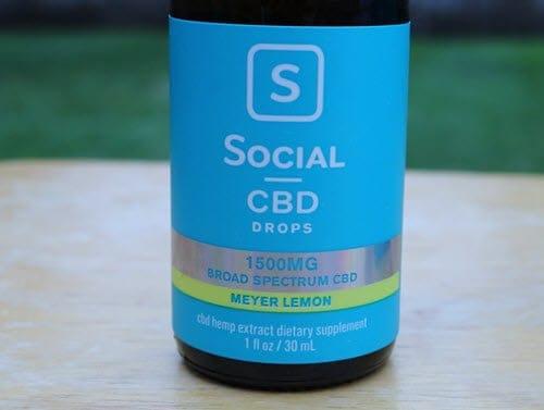 social cbd drops broad spectrum reviews