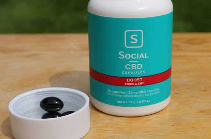 social cbd capsules review boost gel caps