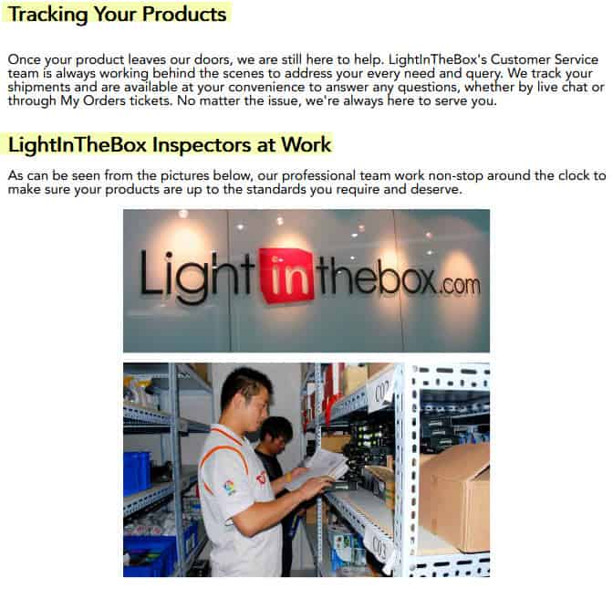 legit light in the box reviews 2021 safe delivery tracking