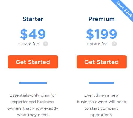 review filenow pricing llc businesses