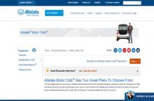 Allstate Motor Club Reviews 2017