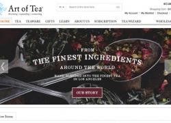 Art of Tea Reviews 2017