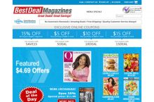 Best Deal Magazines Reviews 2017
