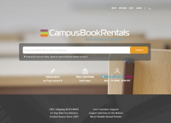 Campus Book Rentals Reviews 2017