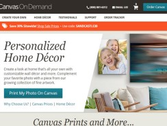 Canvas On Demand Reviews 2017
