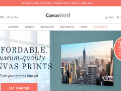 Canvas World Reviews 2017