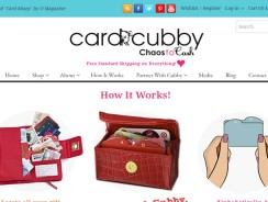 Card Cubby Reviews 2017