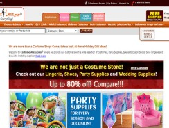 Costumes4Less Reviews 2017