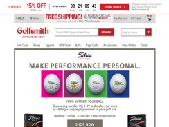 GolfSmith.com Reviews 2017