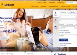 Lufthansa.com Reviews 2017