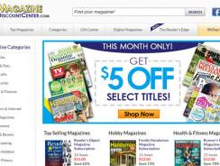 Magazine Discount Center Reviews 2017