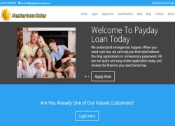 PaydayLoanToday.com Reviews 2017