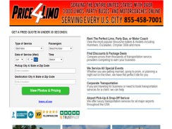 Price4Limo Reviews 2017